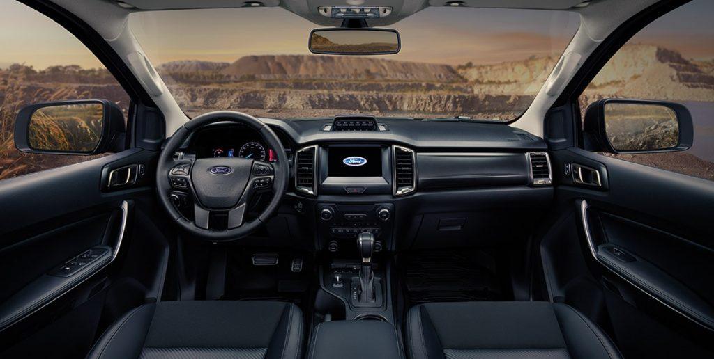 รีวิว Ford Ranger FX4 MAX