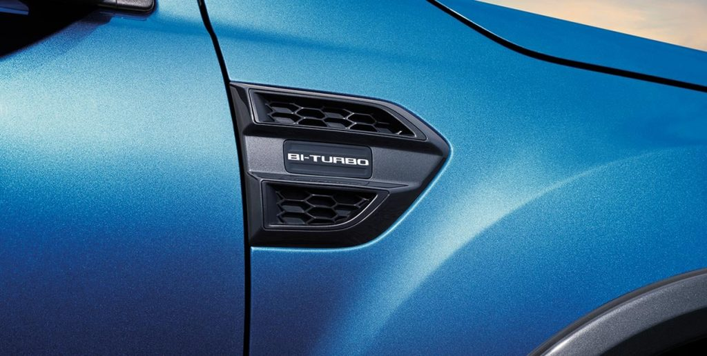 รีวิว Ford Ranger FX4